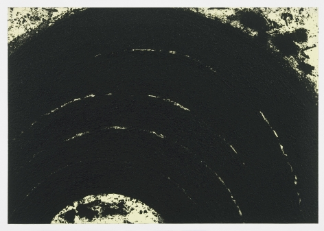 Richard Serra Paths and Edges #7, 2007
