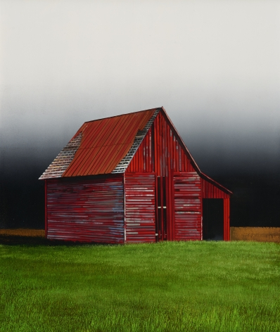 Michael Gregory, Red Rector,2017