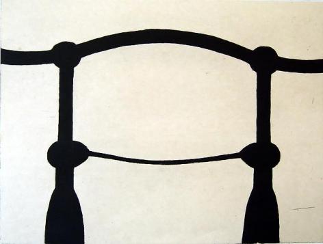Martin Puryear Shoulders (State 2)