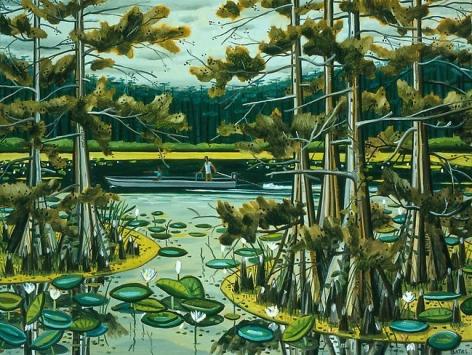 Grassy Lake - Spring