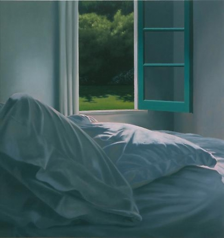 Unmade Bed 2007