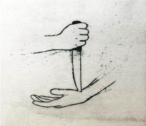 Juliao Sarmento Stab - Wrist