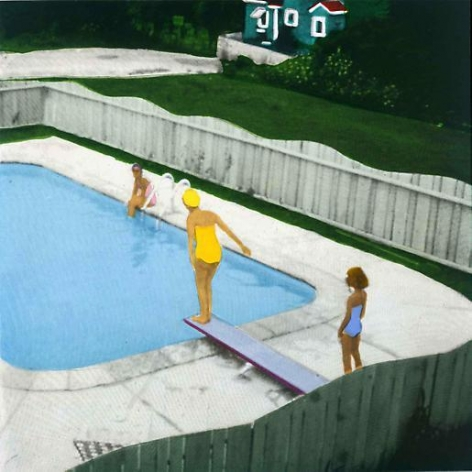 Isca Greenfield-Sanders Yellow Suit Bather, 2006
