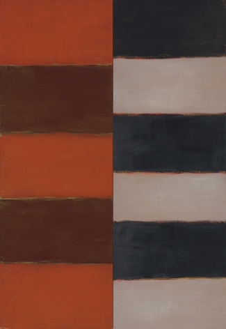 Sean Scully Barcelona Red Mirror, 2004