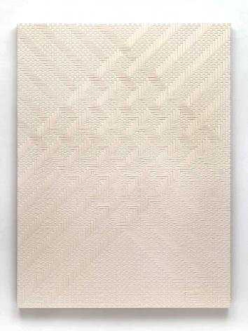 Tauba Auerbach Weave/Weave I, 2011