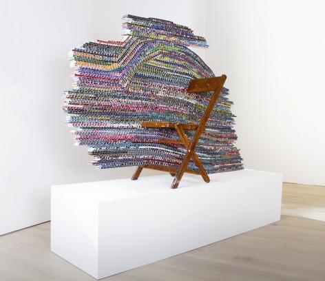 Mark Fox Untitled (Chair), 2011