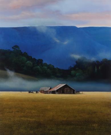Michael Gregory, Cloud Path,2017