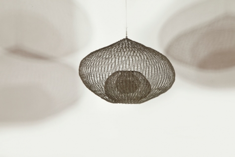 Ruth Asawa Untitled (Single-lobed Five Layer Continuous Form