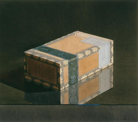 Cigar Box 1982