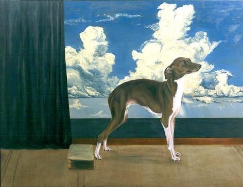 Ray Smith Italian Greyhound