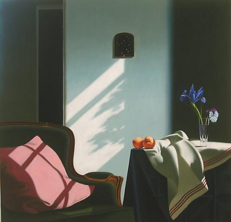 Bruce Cohen Interior with Reflection of Constellation