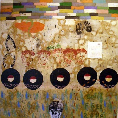 Squeak Carnwath New Ghosts Old Ghosts