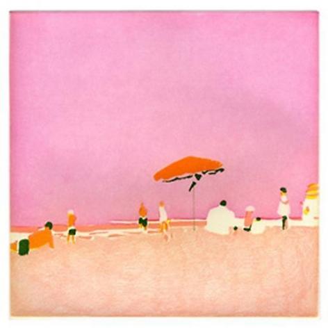 Isca Greenfield-Sanders Sky Beach (Pink)
