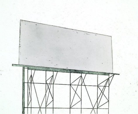 Ed Ruscha Your Space #1