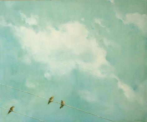 Three Birds, Two Lines