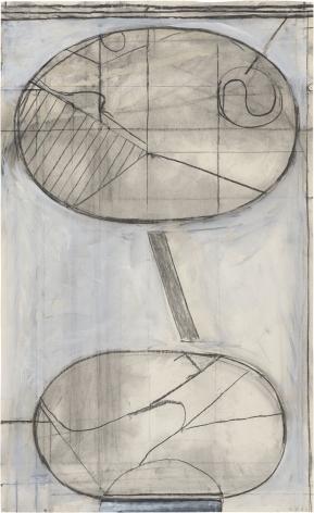 Richard Diebenkorn Untitled, 1987