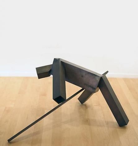 Joel Shapiro, Untitled, 1986-87