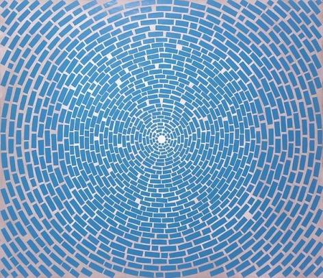 Blue Dome II