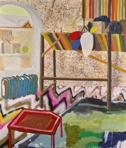 Shara Hughes Loft,2007