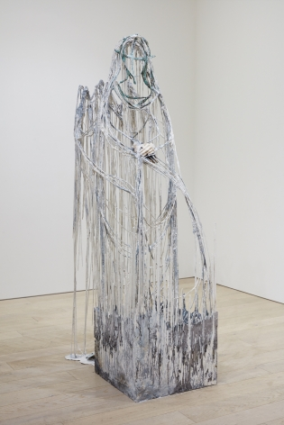 Diana Al-Hadid By Cover of Night, 2019