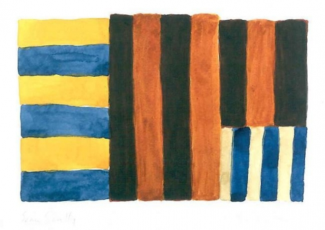 Sean Scully Untitled