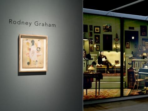 Rodney Graham, Installation view: ADAA The Art Show, 2017