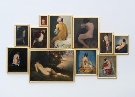 Hans-Peter Feldmann, Back of the nude woman