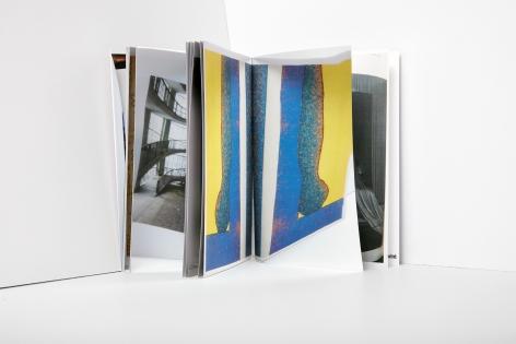 Nick Mauss, Reversible Surfaces, 2017