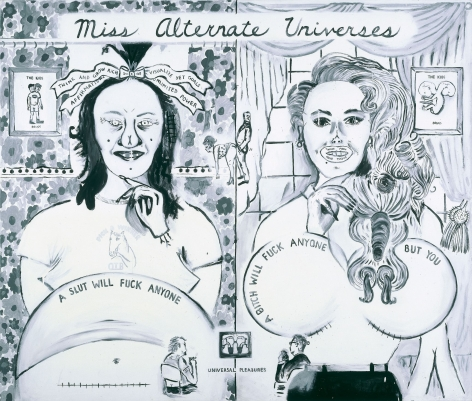 Sue Williams, Miss Alternate Universe, 1990