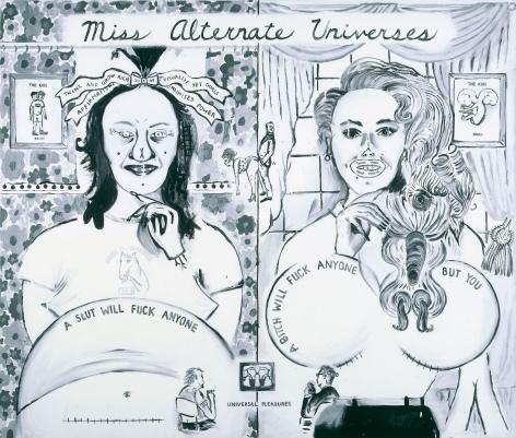 Sue Williams, Miss Alternate Universe, 1990