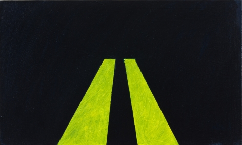 Mary Heilmann, Highway, My Way