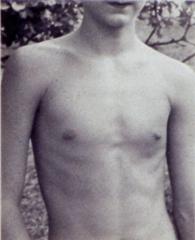 Collier Schorr, Shirtless, 1994