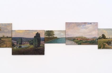 Hans-Peter Feldmann, Horizon (detail)