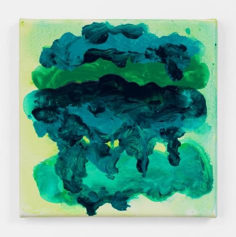 Mary Heilmann, Crashing Wave, 2017