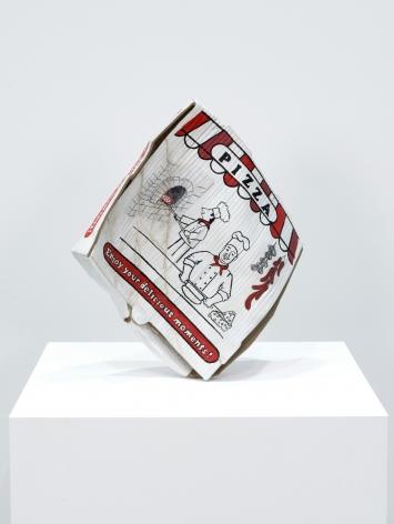 Matt Johnson, Untitled (Small Pizza Box), 2016