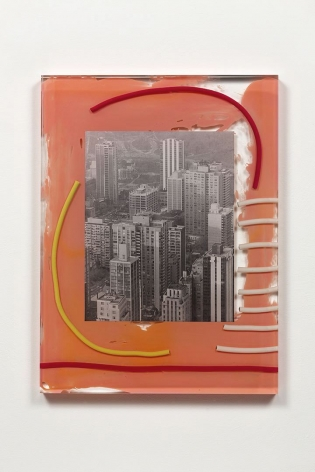Elad Lassry, Untitled (Skyscrapers) A