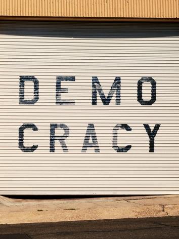 Doug Aitken, DEMO CRACY