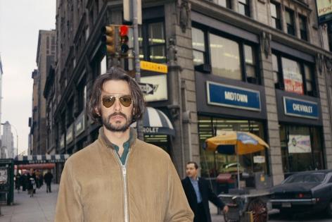 Stephen Shore, New York, New York, March 1972