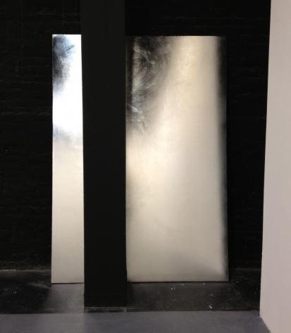 Jacob Kassay, Untitled (disambiguation), The Kitchen, 2013