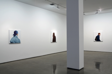 Karel Funk, Installation view: 303 Gallery, New York, 2007​