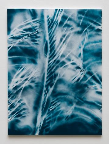 Kim Gordon, Mermaid Palm 2, 2018