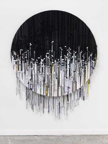 Eva Rothschild, Pale Moon