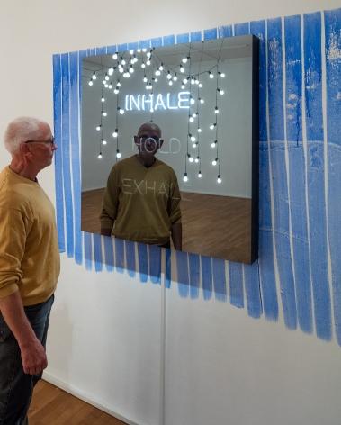 Jeppe Hein - To Sense The World Inside Yourself, The Museum for Religiøs Kunst, Lemvig, Denmark, 2017