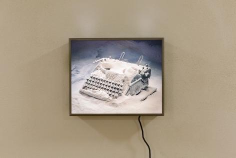 Rodney Graham, Installation view: Sammlung Goetz, München, 2016