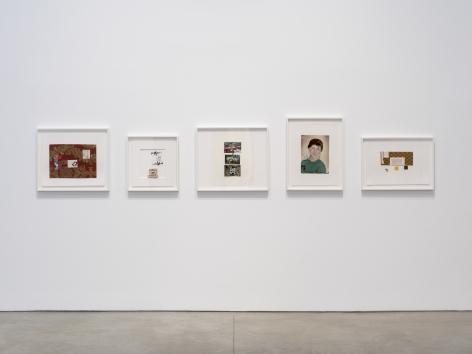 Sue Williams, installation view:303 Gallery, New York, 2020