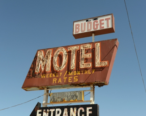 Stephen Shore, Winslow, Arizona, September 19, 2013