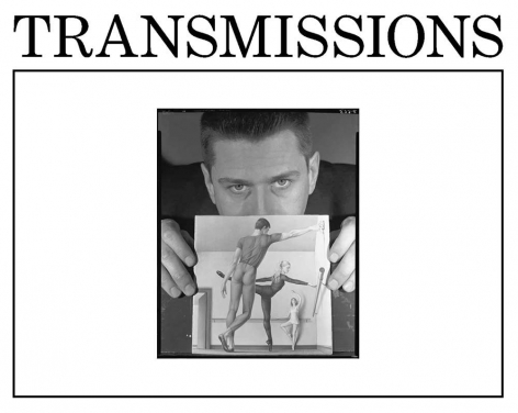 Virtual event | Transmissions: Nick Mauss in conversation