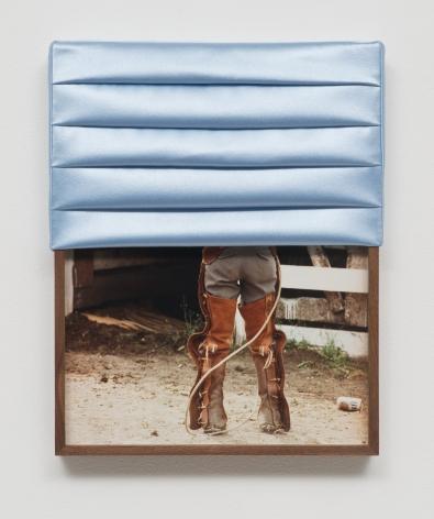 Elad Lassry, Landscape (Chaps), 2014