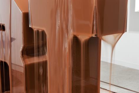 Doug Aitken, Fountain (earth fountain),  2012