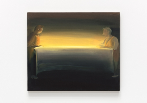 Tala Madani, Light Table, 2019